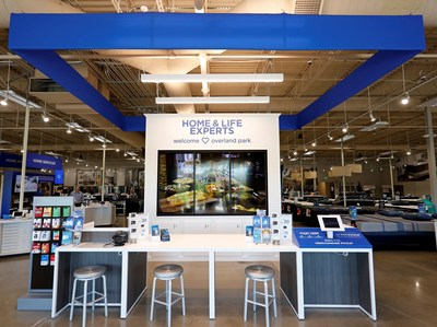 new sears home life store opens in overland park transformco