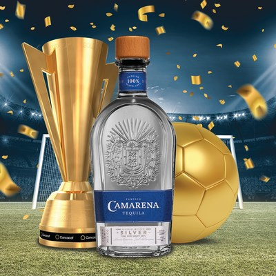 Camarena announces partnership with the Gold Cup