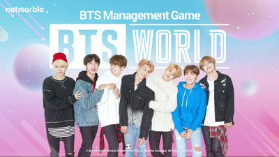 BTS_WORLD_Netmarble_Corp