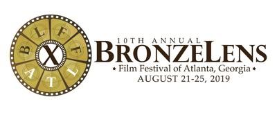BronzeLens Film Festival-2019 Logo