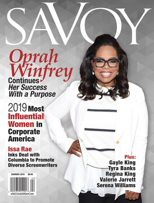 Savoy Magazine Announces the 2019 Most Influential Women in Corporate America