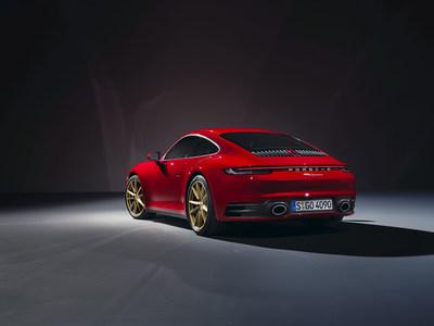 2020 911 Carrera