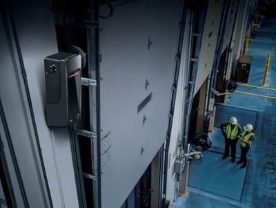 More advanced than a traditional jackshaft operator, the LiftMaster Light-Duty Dock Door Operator opens 50% faster and features myQ® Business™ Facility for cloud-based access management control and monitoring capabilities.