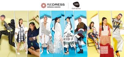 伊士曼紡織品全球市場推廣總監Ruth Farrell表示:「透過贊助Redress設計大賽,伊士曼的目標是讓時尚和設計界人士瞭解可持續紗線的重要性。我們希望提高人們對NAIA™品牌的認識,支持新興設計師打造未來的環保時尚品牌。」