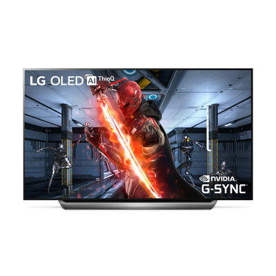 LG Electronics USA has joined forces with NVIDIA to make gamers' dreams come true, adding support for NVIDIA G-SYNC® Compatibility to its stunning 2019 OLED TVs (model 65/55E9 and model 77/65/55C9).