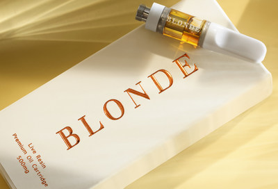 Blonde Cannabis (CNW Group/1933 Industries Inc.)