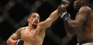 ufc fight night 101 robert whittaker derek brunson