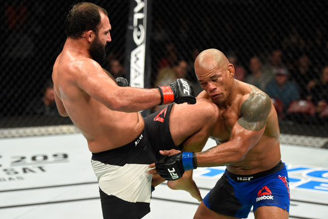 ufc fight night 105 johny hendricks hector lombard