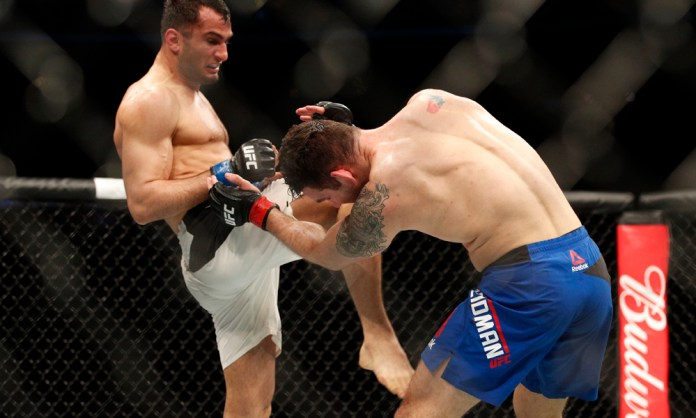 ufc 210 gegard mousasi chris weidman