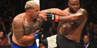 ufc fight night 110 mark hunt derrick lewis