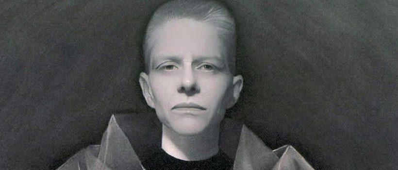 Susan Hauptman, Untitled Self-Portrait, detail