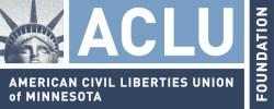 Logo for the ACLU of Minnesota