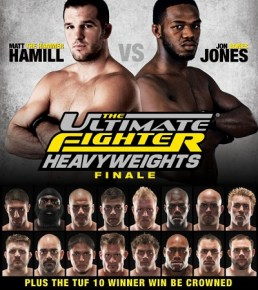 TUF 10 Finale Poster