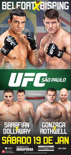 Pôster do UFC On FX 7