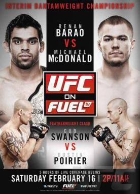 Pôster do UFC On FUEL TV 7