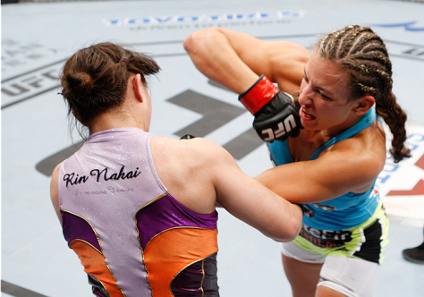 MMA Crossfire - Miesha Tate looks to lead by example — MMA ...