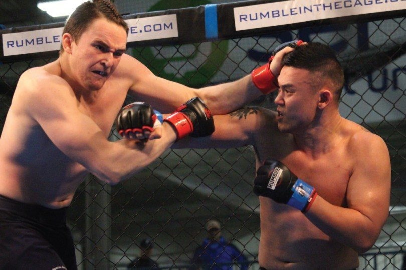 Dan Kovalchuk 2018 MMA Nationals