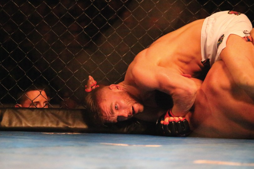 Lucas Neufeld Rumble in the Cage 58