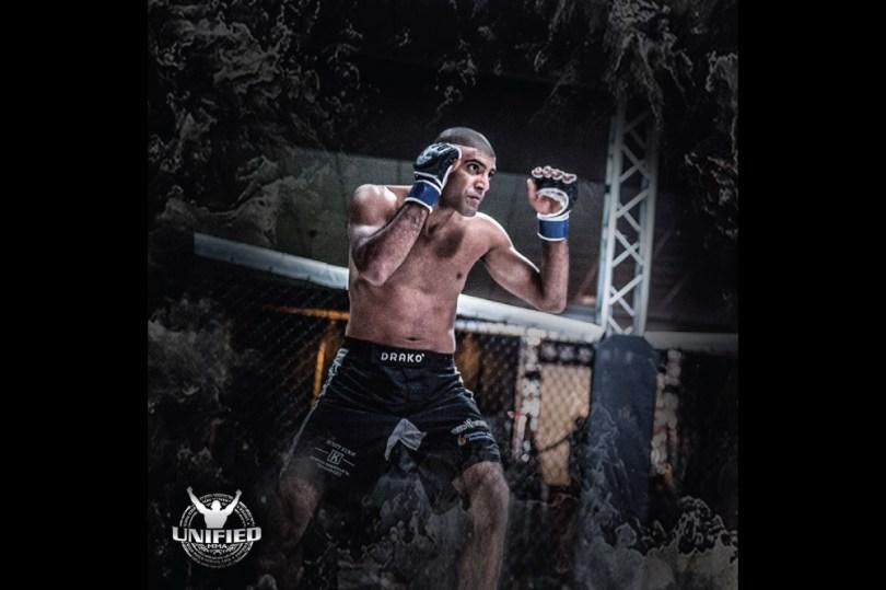 Behrang Yousefi Unified MMA