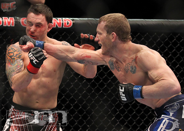 UFC 125: Frankie Edgar vs Gray Maynard