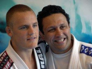 GunnarNelson&RenzoGracie