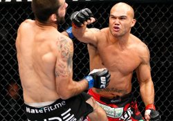 UFC Fight Night: Lawler v Brown