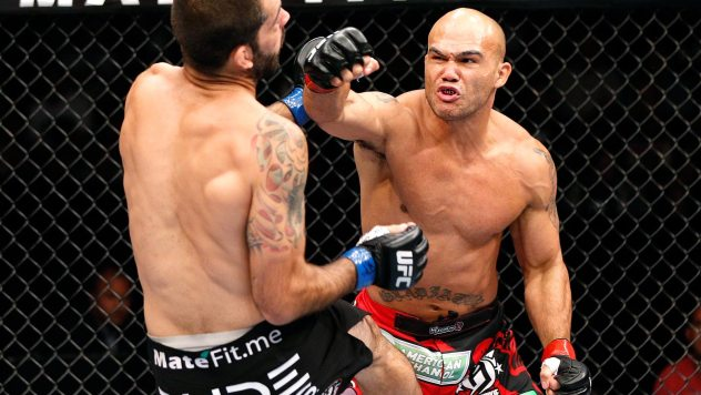 UFC Fight Night: Lawler v Brown