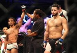 MMA: UFC Fight Night-Henderson vs Masvidal