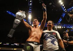 UFC Fight Night: Dillashaw v Cruz