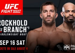 rockhold david branch