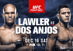 UFC on Fox Lawles vs. dos Anjos