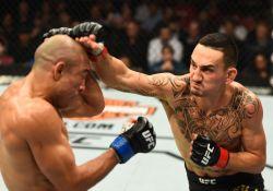 UFC 218: Holloway v Aldo 2