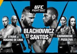 UFC Prag