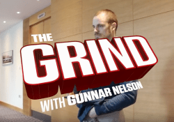 The grind with Gunnar Nelson