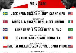 UFC Copenhagen
