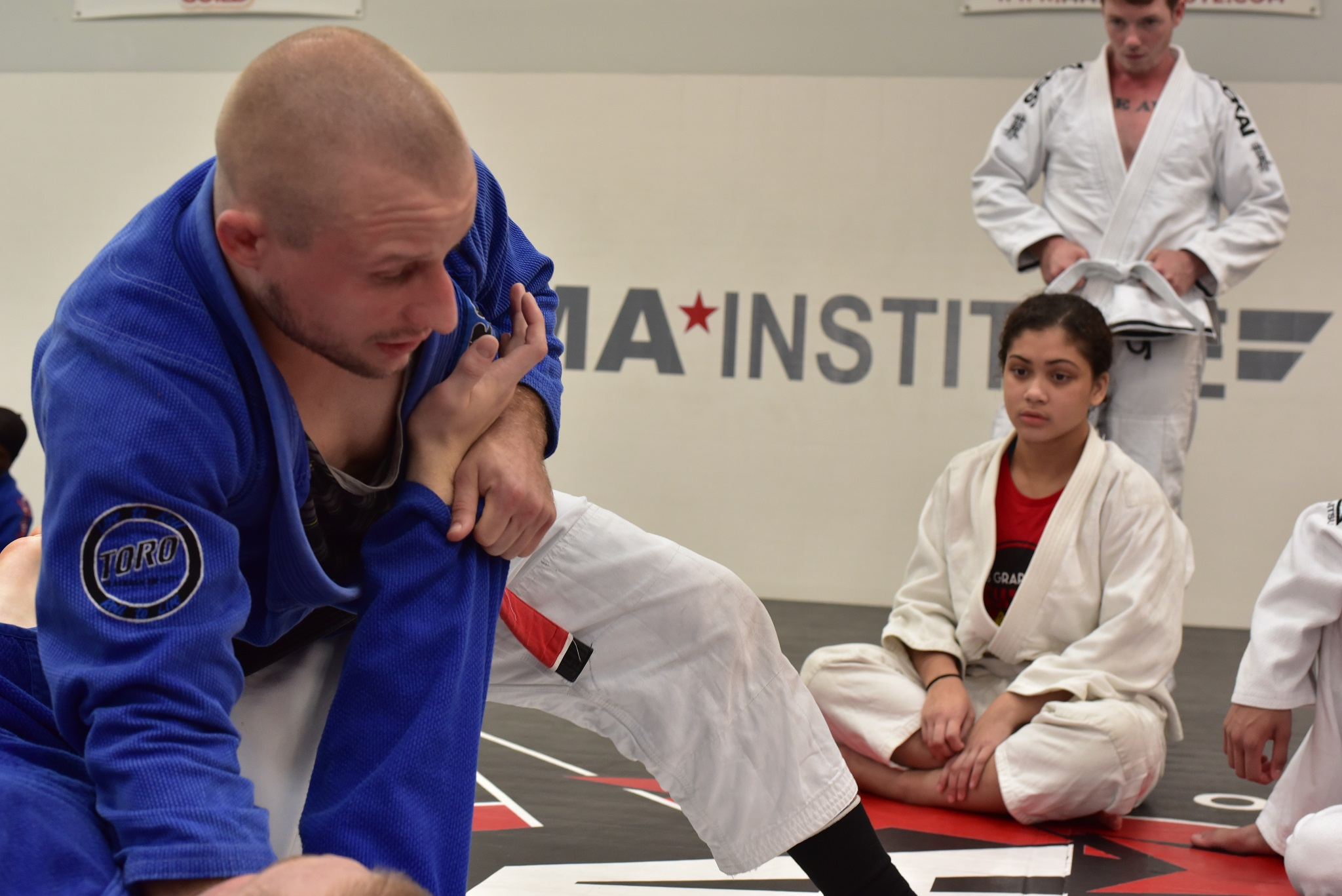 Can you learn brazilian jiu jitsu at home
