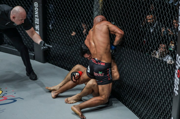 ONE Championship 92 results: Demetrious Johnson taps Yuya Wakamatsu