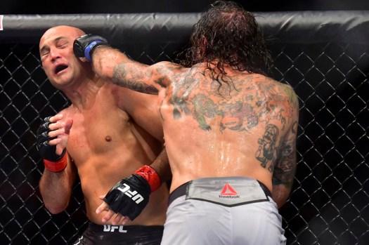 Clay Guida def. B.J. Penn at UFC 237: Best photos