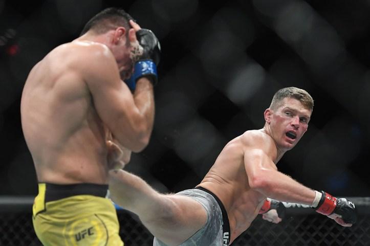 Stephen Thompson def. Vicente Luque at UFC 244: Best photos | MMA Junkie