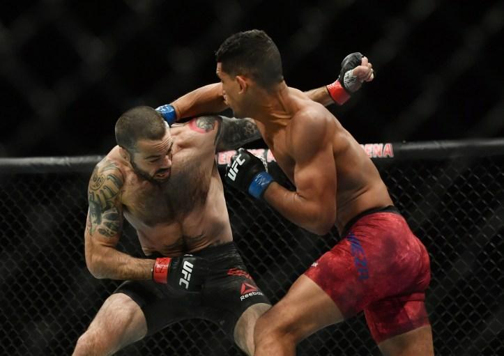 Miguel Baeza def. Matt Brown at UFC on ESPN 8: Best photos | MMA Junkie