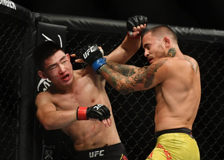 Somehow scraping the win over Marlon Vera, a rematch for Yadong Song would be a delicious affair | Song vs Kenney