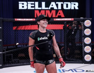 Cat Zingano aims to be 'baddest proven' Bellator champ by beating Cris Cyborg or anyone else