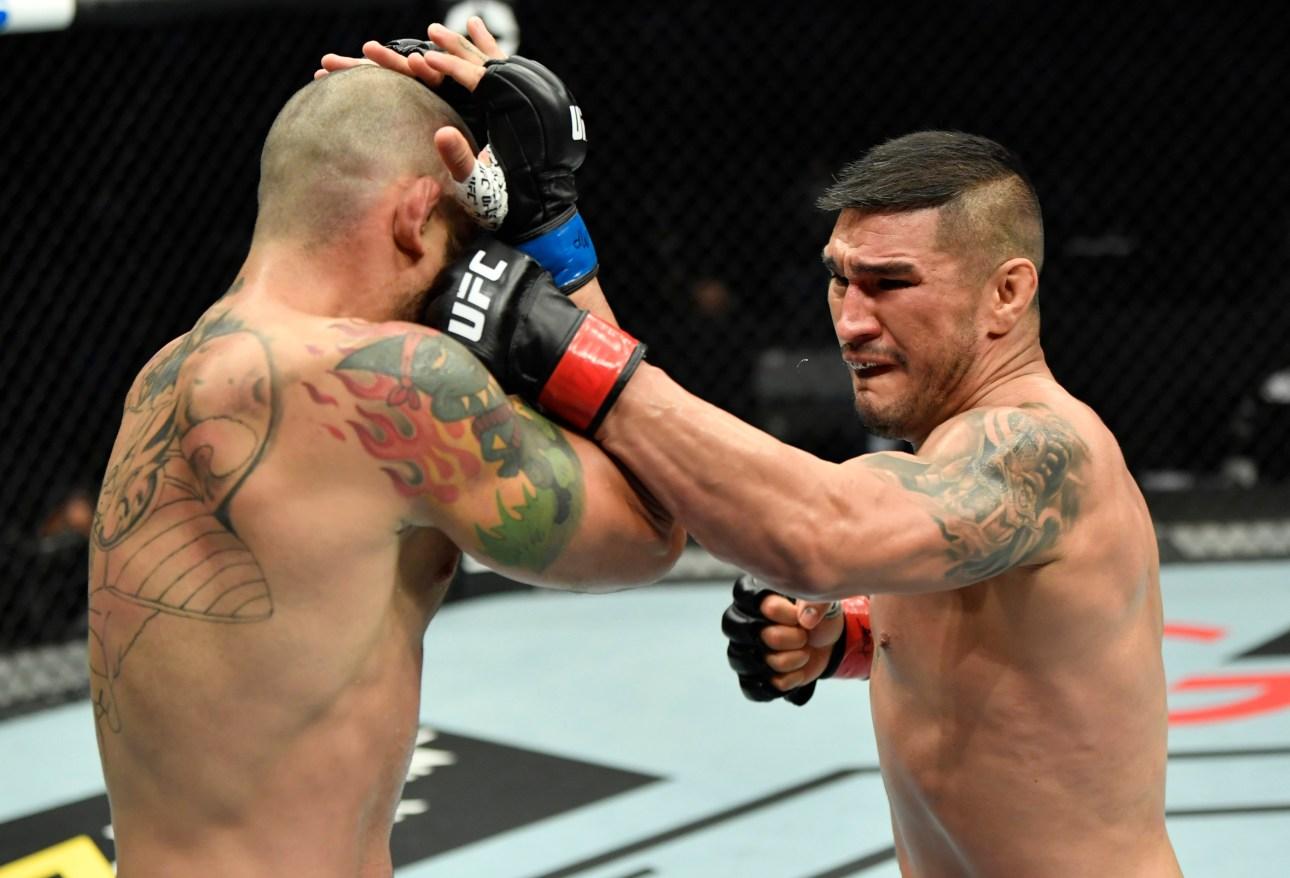Ike Villanueva vs. Vinicius Moreira. UFC on ESPN 20. Full fight