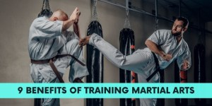 9 Benefits of Training Martial Arts