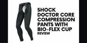 Shock Doctor Core Compression Pants with Bio-Flex Cup Review