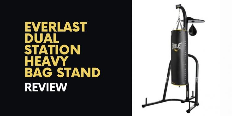 Everlast Dual Station Heavy Bag Stand Review
