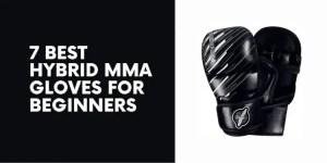 7 Best Hybrid MMA Gloves for Beginners