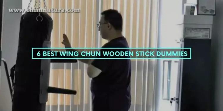 6 Best Wing Chun Wooden Stick Dummies