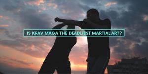 Is Krav Maga The Deadliest Martial Art?