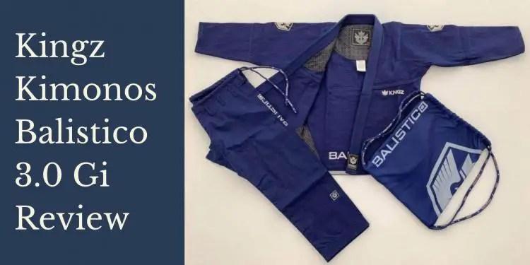 Kingz Kimonos Balistico 3.0 Gi Review